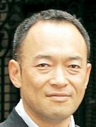 長谷川櫂氏写真